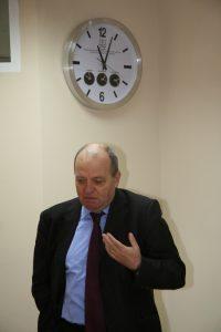 В 11 часа на 21 ноември 2008 г. бе учредена Българската асоциация за европейско право.